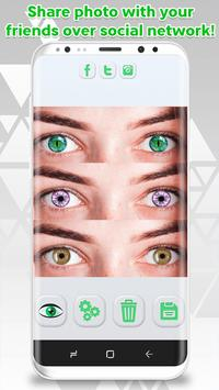 Eye Color Changer - Face App screenshot 3