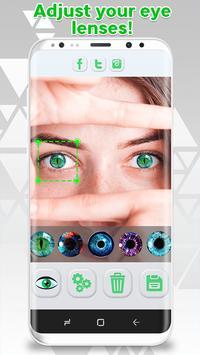 Eye Color Changer - Face App screenshot 4