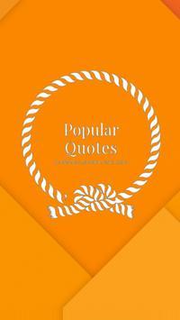 Popular Quotes screenshot 1