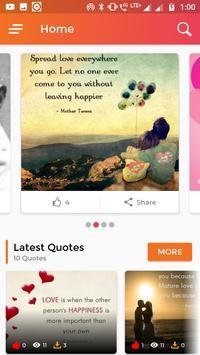Popular Quotes screenshot 2