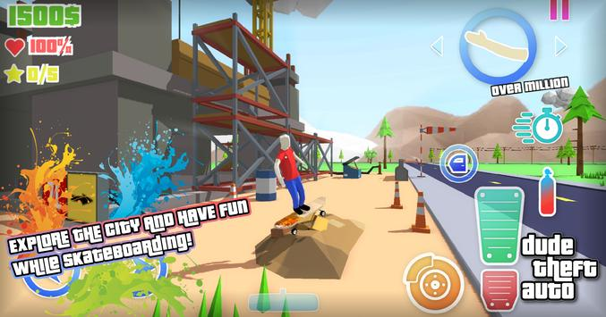 Dude Theft Wars screenshot 7