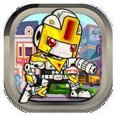 Ex Robot Runner icon