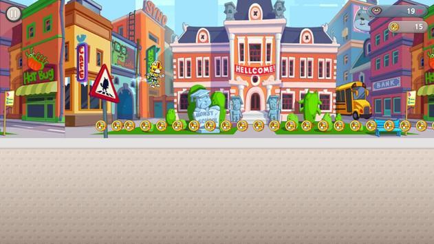 Ex Robot Runner screenshot 1