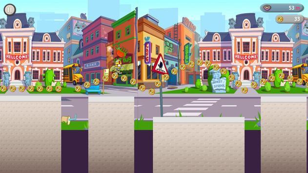 Ex Robot Runner screenshot 2