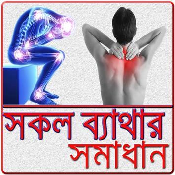 সকল ব্যথার সমাধান/ Pain Relief Guide poster
