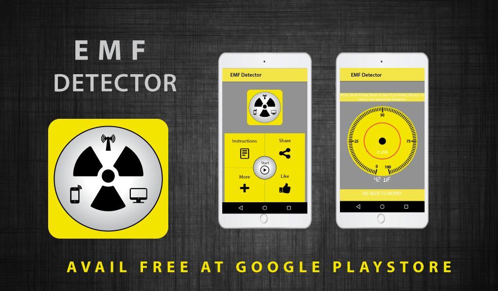 Emf Detector & Emf Finder 2019 for Android - APK Download