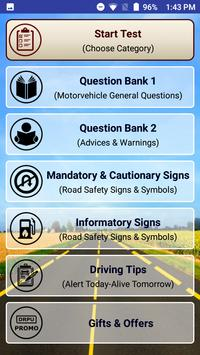 Driving Licence Practice Tests poster