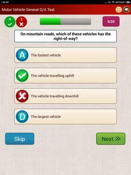 Driving Licence Practice Tests screenshot 22