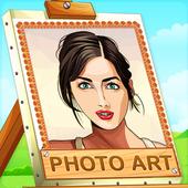 Creative Photo Art Canvas Studio & Pics Editor icon