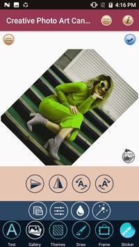 Creative Photo Art Canvas Studio & Pics Editor screenshot 7
