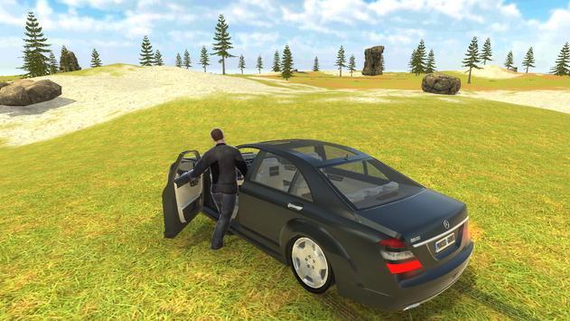 Benz S600 Drift Simulator screenshot 5