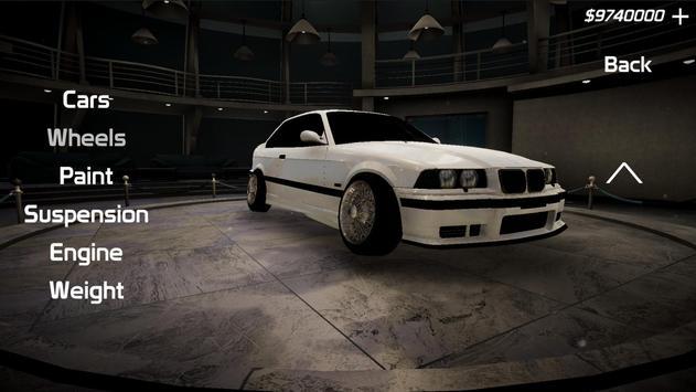 Drift Build Mania Underground Race Car Drifting screenshot 1