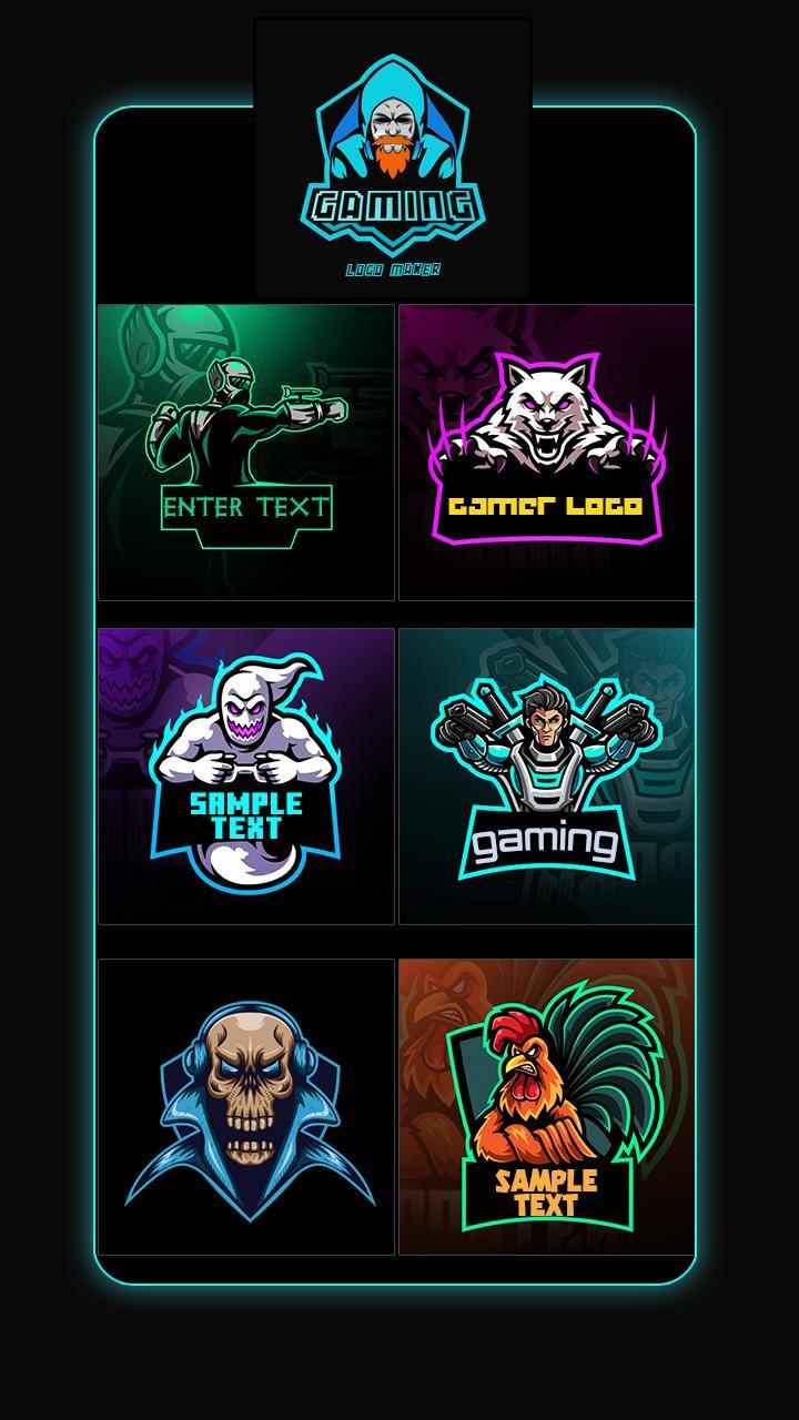 Buat Logo Gaming Sendiri Pembuat Logo Keren For Android Apk Download
