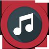Pi Müzik Çalar - MP3 Çalar, YouTube müzik videolar simgesi