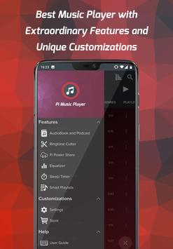 Pi Music Player screenshot 2