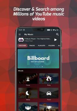 पाई म्यूजिक प्लेयर – MP3 और YouTube म्यूजिक के लिए पोस्टर