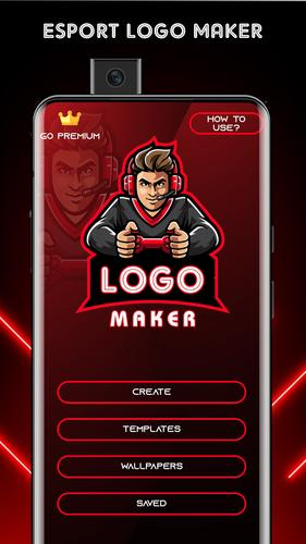 Logo Esport Maker Create Gaming Logo Maker For Android Apk Download