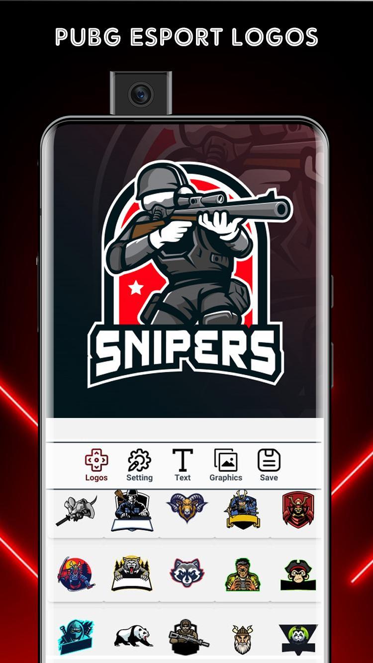 Logo Esport Maker Create Gaming Logo Maker For Android Apk Download