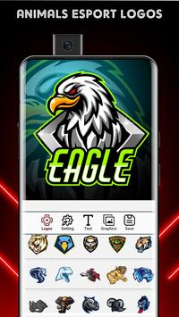 Logo Esport Maker   Create Gaming Logo Maker screenshot 5