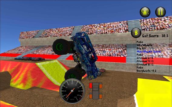 Monster Truck Mayhem screenshot 5