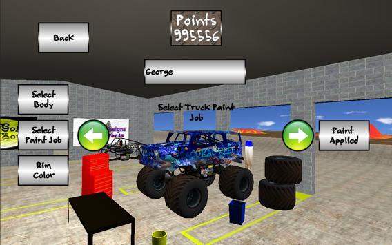Monster Truck Mayhem screenshot 9