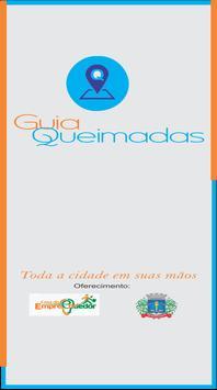 Guia Queimadas poster