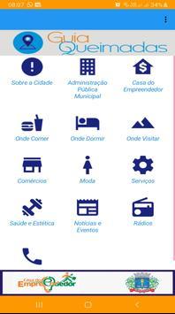 Guia Queimadas screenshot 1