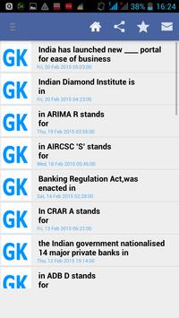 daily gk Current Affairs screenshot 1