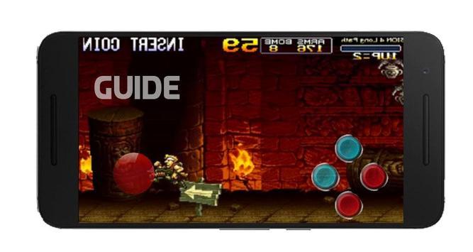 Guida Metal Slug 3 PS poster