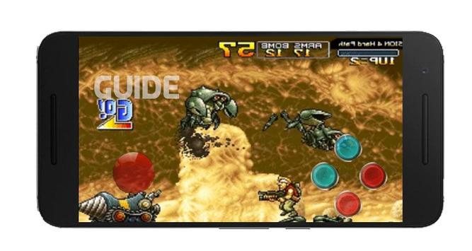 Guida Metal Slug 3 PS screenshot 1
