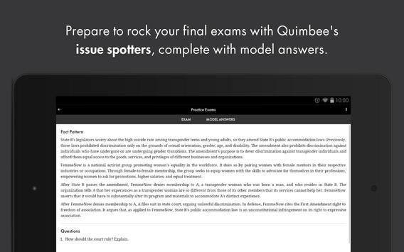 Quimbee screenshot 11
