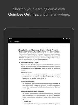 Quimbee screenshot 7