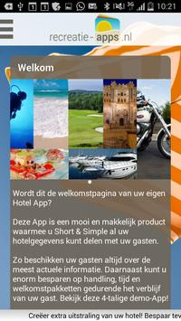 Hotel-App screenshot 1
