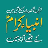 Anbiya ke Qissay Audio Mp3 (From Quran & Hadiths) icon