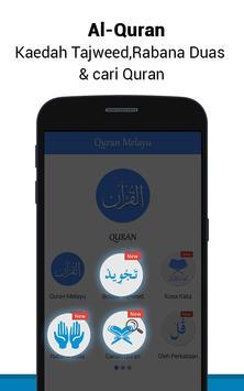 Al Quran Bahasa Melayu MP3 screenshot 14