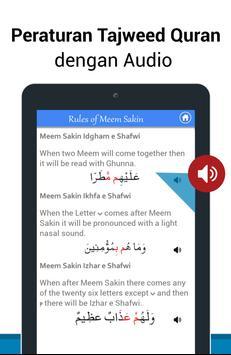 Al Quran Bahasa Melayu MP3 screenshot 18