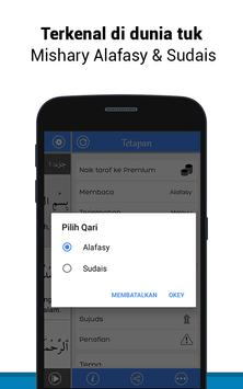 Al Quran Bahasa Melayu MP3 screenshot 2