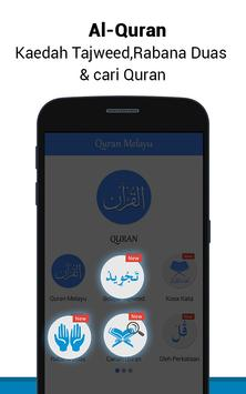 Al Quran Bahasa Melayu MP3 screenshot 7