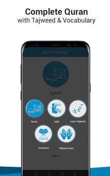 Al Quran MP3 - Quran Reading® Affiche