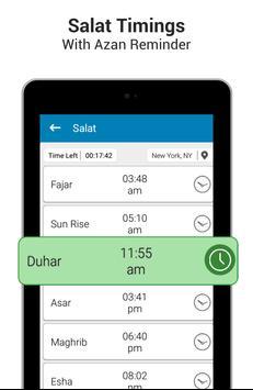 Al Quran MP3 - Quran Reading® capture d'écran 10
