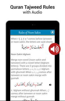 Al Quran MP3 - Quran Reading® capture d'écran 12