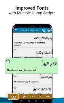 Al Quran MP3 - Quran Reading® capture d'écran 2