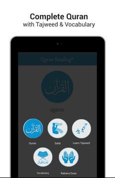 Al Quran MP3 - Quran Reading® capture d'écran 7