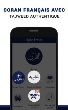 Coran en Français-Quran MP3 poster