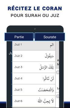 Coran en Français-Quran MP3 screenshot 17