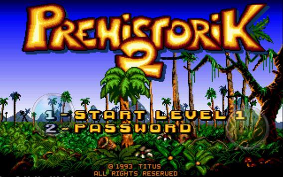 PreHistorik 2 screenshot 1