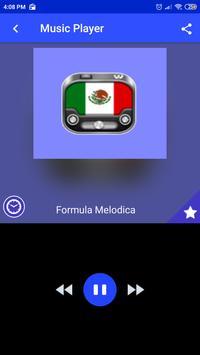 fórmula melódica Online App MX poster