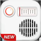 valora radio Online App MX free listen icon