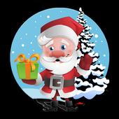 Santa Claus Christmas mission Adventure icon