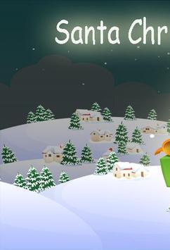 Santa Claus Christmas mission Adventure poster